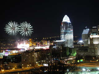Cincinnati Nightscape