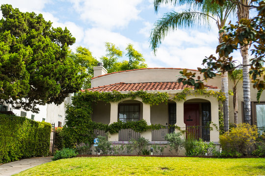 beautiful house in California