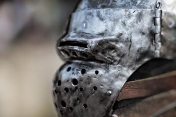 Helmet knight