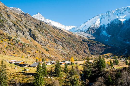 Mont Blanc Miage