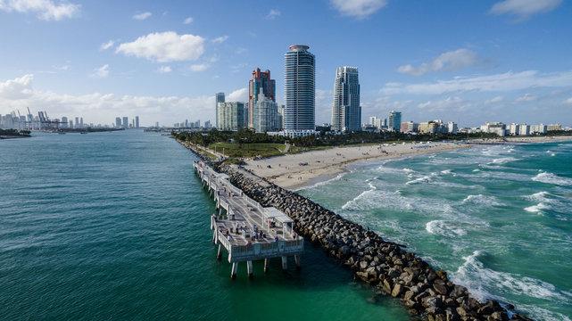 South Pointe Park Miami Beach