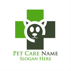 Veterinary Care Logo