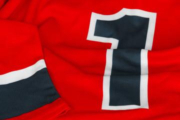 Canadian hockey sweater