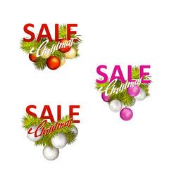 Christmas sales.