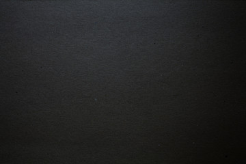 Seamless black paper texture, cardboard background