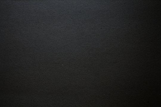 Seamless black paper texture, cardboard background