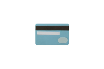Bank card. Illustration of payment.