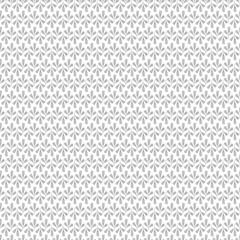 Leaves seamless pattern vector set.