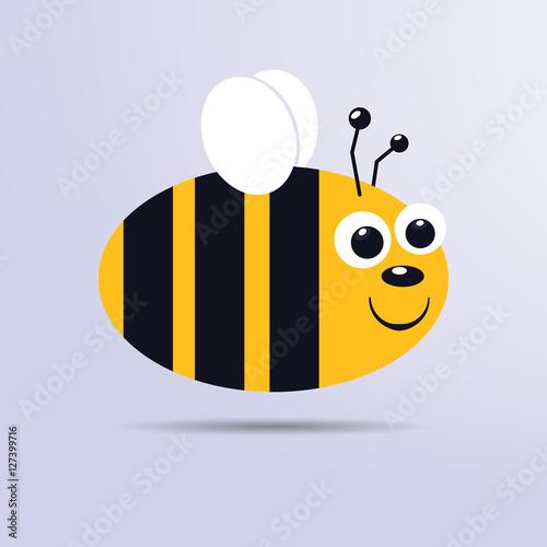 детская пчелки картинка