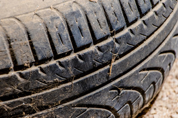 Old Tire