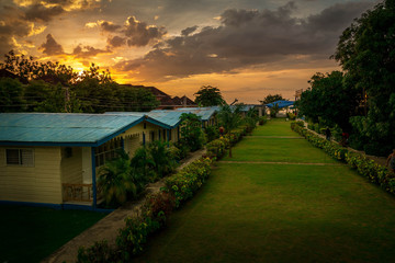 Jamaican Resort