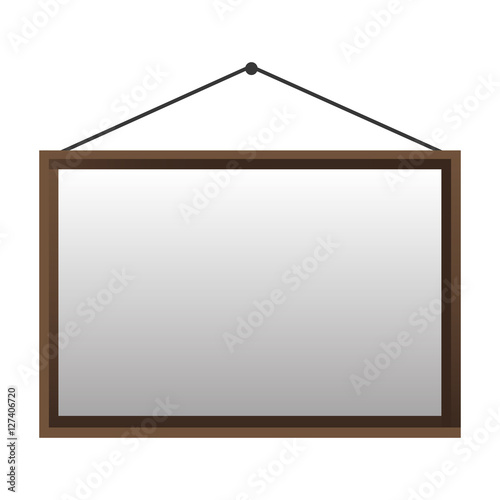 blank hanging sign - photo #25
