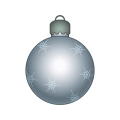 Colorful Christmas bauble nr. 9