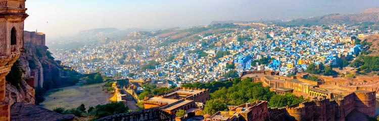 Jodhpur, the Blue City of Rajasthan, India
