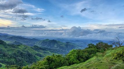 montagne Costa Rica