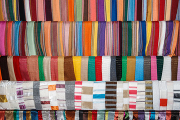 Cloth and colors