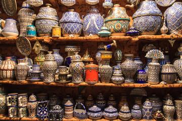 Ceramics of Morocco