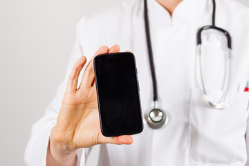 Arzt Handy Telefon Kontakt Anruf