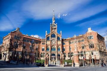 Barcelona, Hospital de Sant Pau