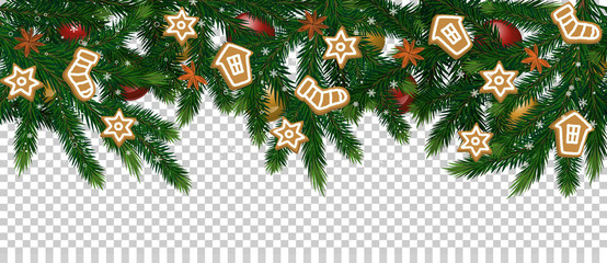 Merry Christmas and Happy New Year Concept
