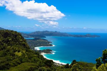 Lagune Seychellen