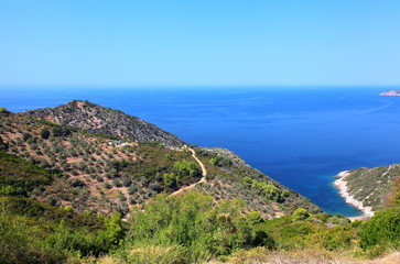 Alonissos Island,Greece