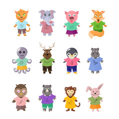 Great designed cute animals