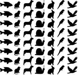 Tier Symbole