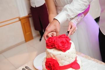 Wedding details - wedding cake