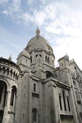 Basilica Sacre Coeur - Basilica of the Sacred Heart of Paris