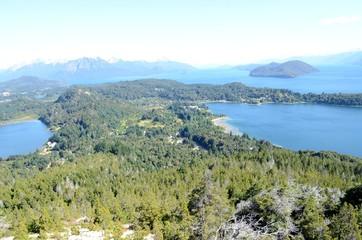 Argentina,Bariloche,suramerica,turismo,lagos,montañas,pinos,naturaleza,paisajes,nieve,invierno,canoas,hermoso