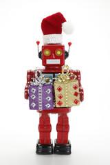ロボサンタからのクリスマスプレゼント