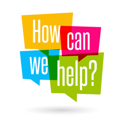 How can we help ?