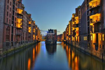 Hafencity - Speicherstadt Hamburg