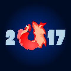 2017 the year of the fire rooster