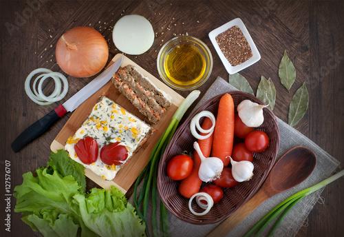 Что приготовить на ужин по ингредиентам
