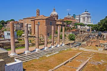 Foro Romano - Forum Romanum