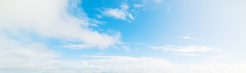 cloudy sky in California
