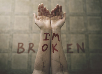 Okay and broken