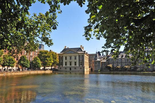 L'Aia, Den Haag, il Mauritshuis - Olanda - Paesi Bassi