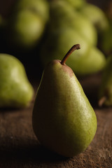 Bartlett Pears Still Life