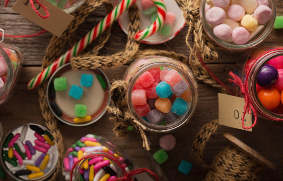 Candy Christmas Gifts