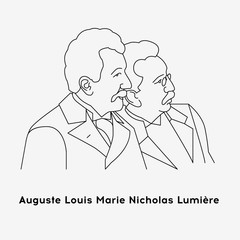 Lumiere brothers outline