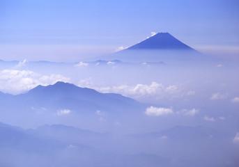 富士山 (八ヶ岳より)