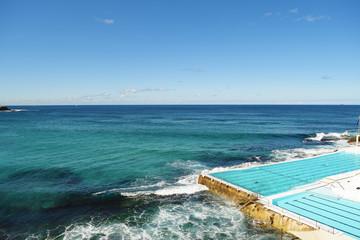 Swimming pool in Bondi Beach