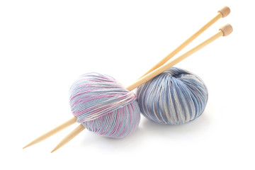Wool and Knitting Needles