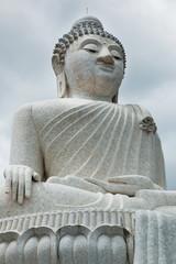 Big Buddha monument on the island of Phuket