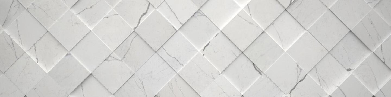 Wide Tiled Marble Backdrop