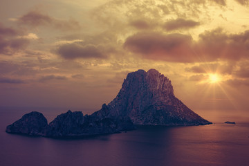 The islets of Es Vedra and Es Vedranell - Ibiza
