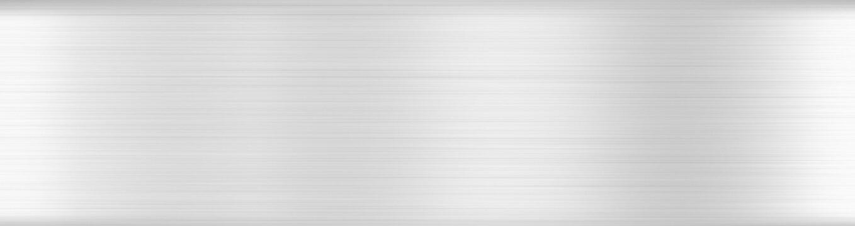 Large metal banner white background